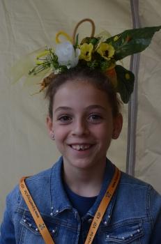 Gekke kapsels schoolfeest
