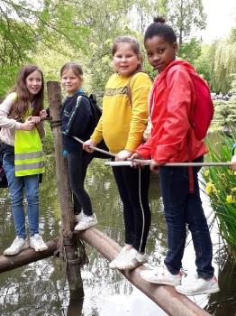 Schoolreis Planckendael 2019